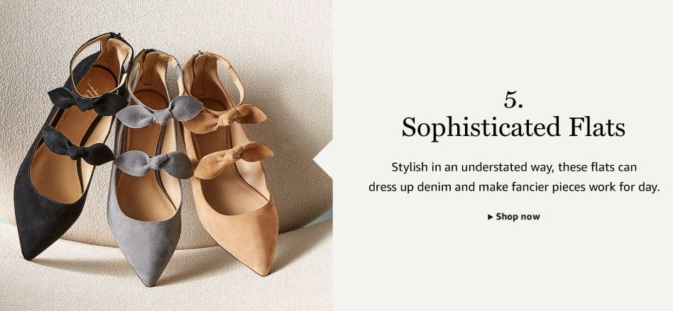 Sophisticated Flats
