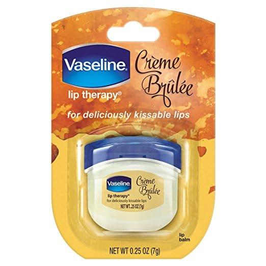 Vaseline Lip Balm, Creme Brulee