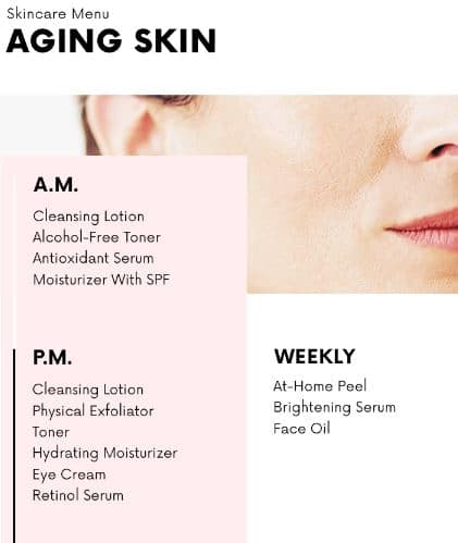 Aging Skin Care