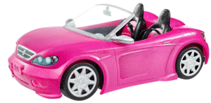 Glam Convertible barbie games