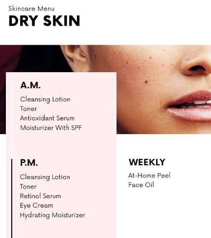 Dry Skin Care