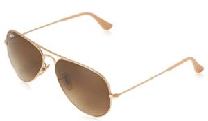 Ray-Ban 3025 Aviator Large Non-Mirrored Sunglasses
