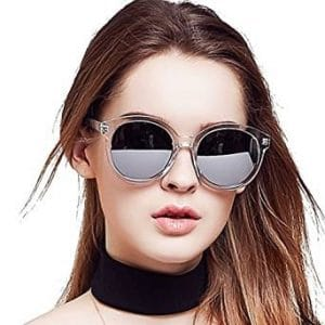 Bluekiki Polarized Mirror Fashion Sunglasses