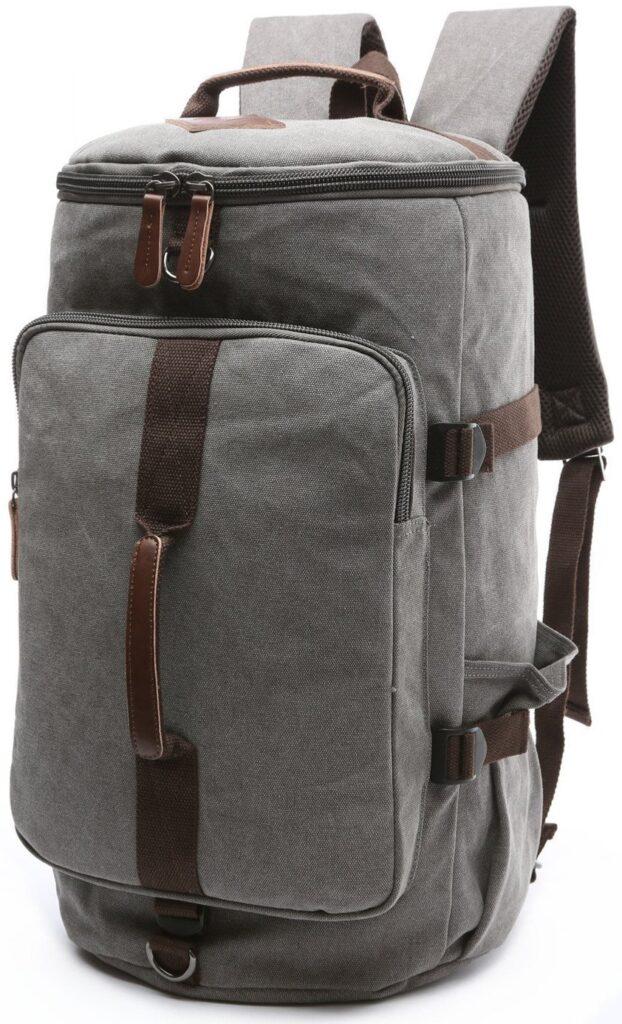 BAOSHA HB-26 Canvas Men Weekend Travel Bag