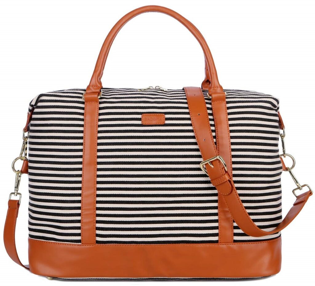 BAOSHA HB-28 Ladies Canvas Travel Bag