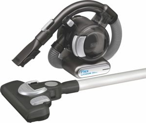 BLACK+DECKER Pet hair and tile floors vacuum