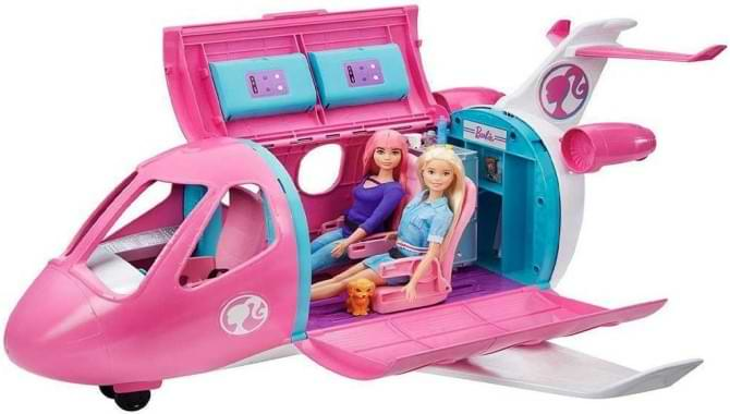 Barbie helicopter with Barbie travel set reviewed in 2020