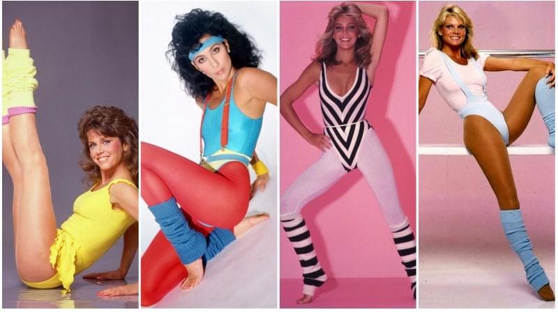 Black 80s Fashion
