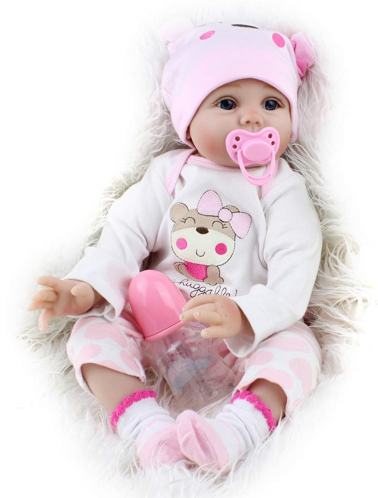 CHAREX Reborn Baby Dolls Lucy Realistic Girl Doll
