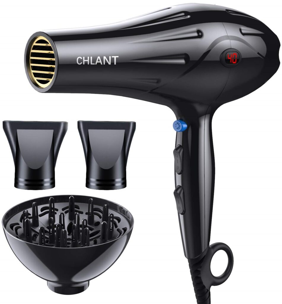 CHLANT 2000W Professional Salon Hair Dryer