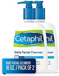 Cetaphil Daily Facial Cleanser, For Normal to Oily Skin
