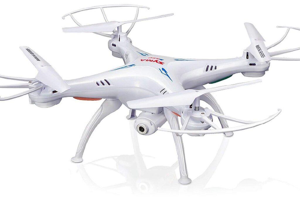 Cheerwing Syma X5SW-V3 WiFi FPV Drone