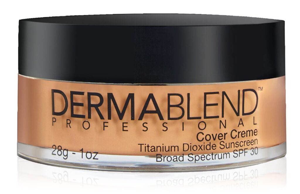 Dermablend full Coverage Foundation Makeup With SPF 30