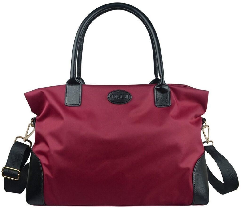 ECOSUSI Unisex Large Travel Bag