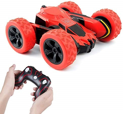 Eholder Remote Control Stunt Car Toy