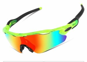 FEISEDY Polarized Sports Sunglasses