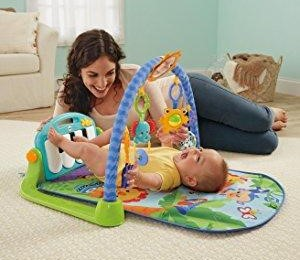 Fisher-Price First Steps Kick'N Play Piano Gym