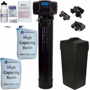 Fleck Water Softener Digital SXT Metered Whole House System
