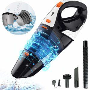 Hikeren Handheld Cordless Mini Vacuum