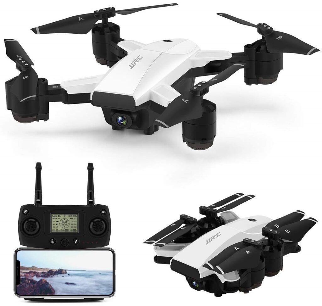 JJRC 5G Wi-Fi FPV Foldable Drone