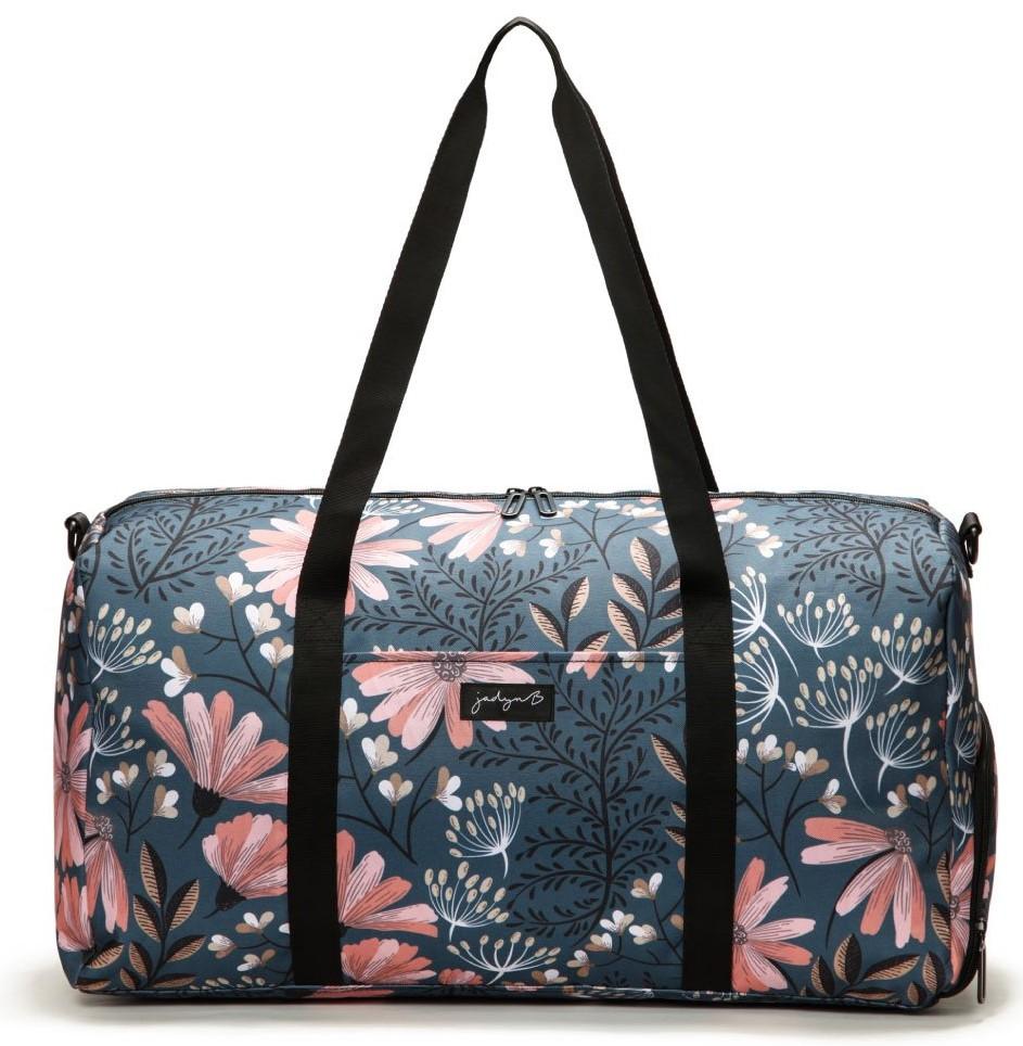 """Jadyn B 22"""" Women's Large Duffel Weekender Bag"""