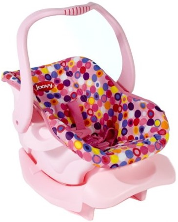 Joovy Doll Toy Car Seat