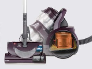 Kenmore Bagless Canister Lightweight Vacuum Cleaner