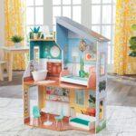 KidKraft 65988 Emily Wooden Dollhouse