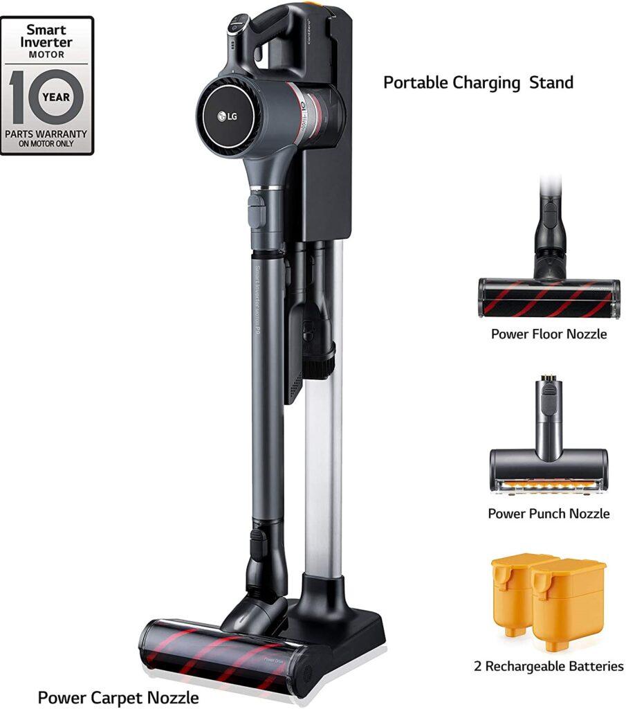 LG Cordzero A9 Ultimate, Cordless Stick Vacuum Cleaner