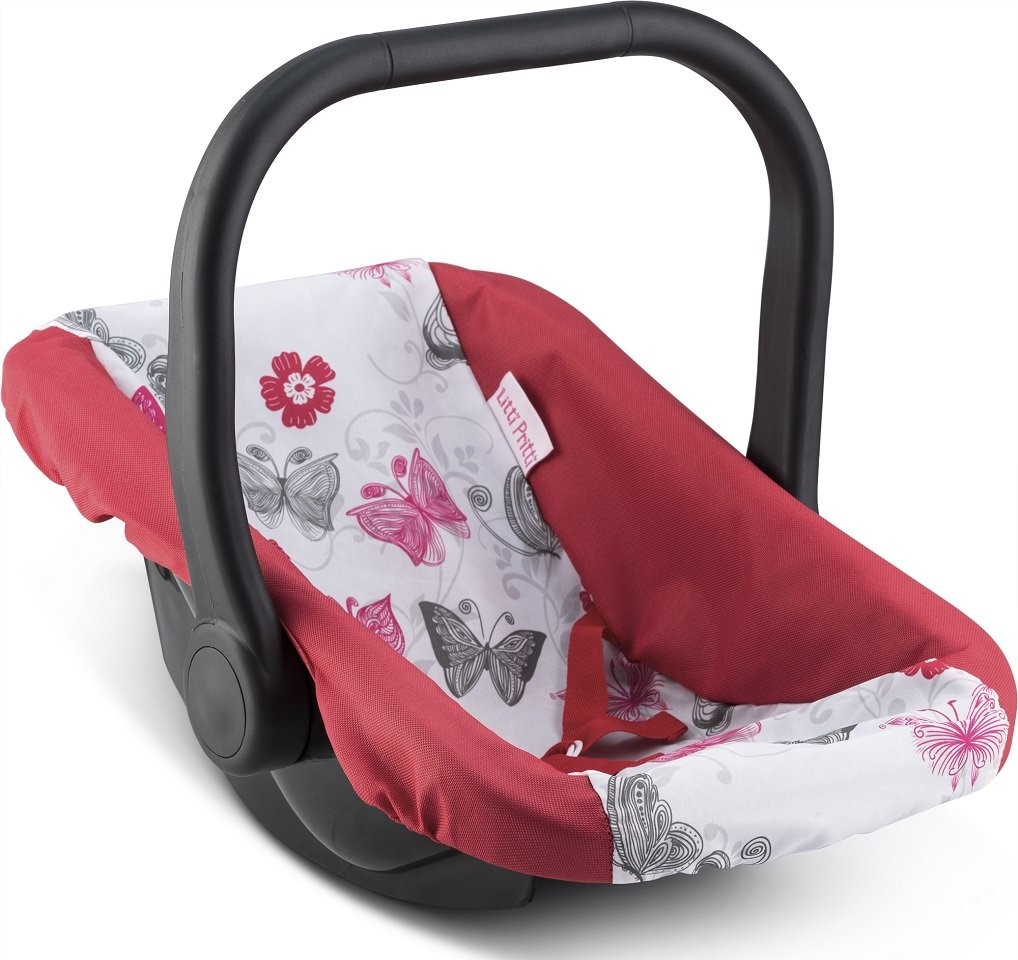 Litti Pritti Adjustable Car Seat Carrier