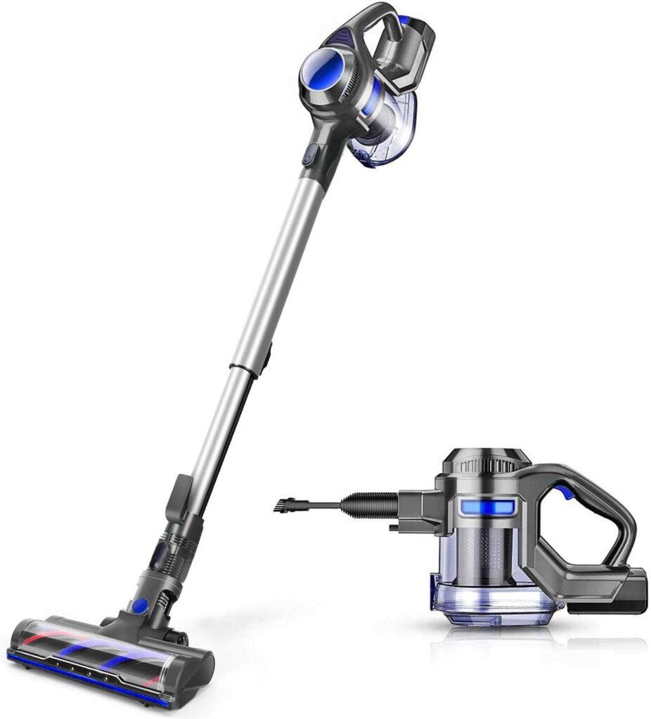 MOOSOO Cordless Stick Handheld Vacuum Cleaner
