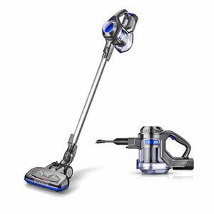MOOSOO Cordless Vacuum 10 Kpa Cleaner