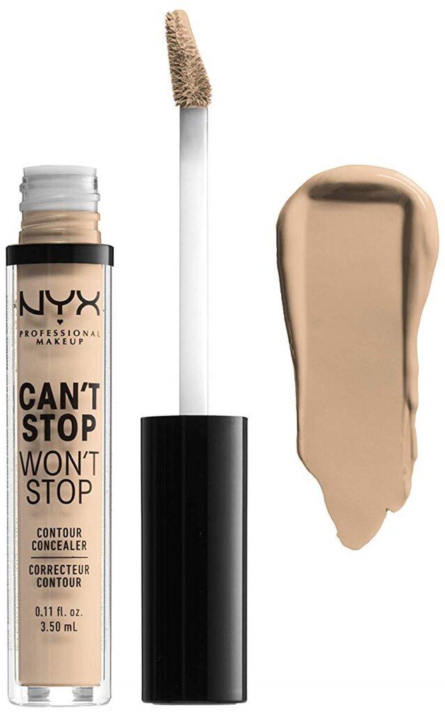 NYX Professional Makeup Vanilla Color Contour Concealer