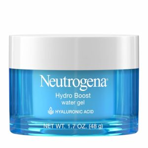 Neutrogena Hydro Boost Hyaluronic Acid Hydrating Water Face Gel Moisturizer