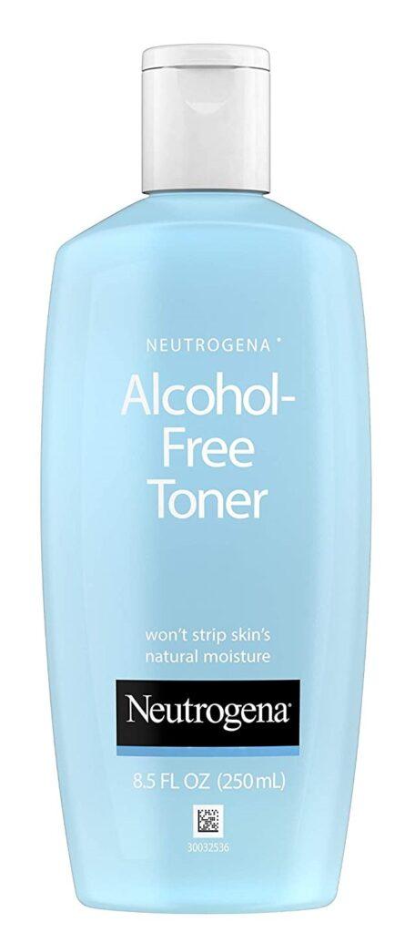 Neutrogena Oil- and Alcohol-Free Facial Toner