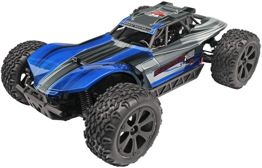 Redcat Racing Blackout XBE Pro Brushless Electric Buggy with Waterproof Electronics Vehicle