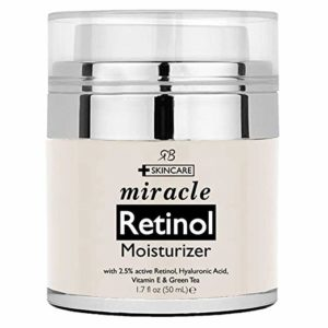 Retinol Moisturizer Cream for Face by Radha Beauty