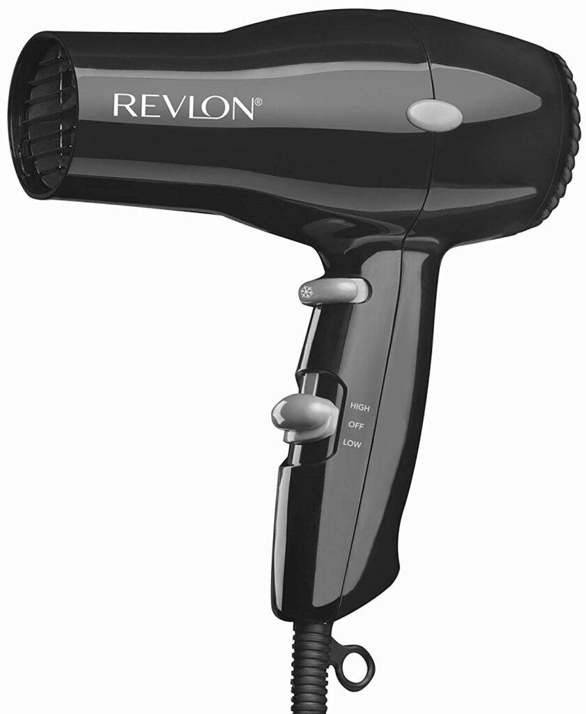 Revlon 1875W Lightweight + Compact Travel Hair Dryer
