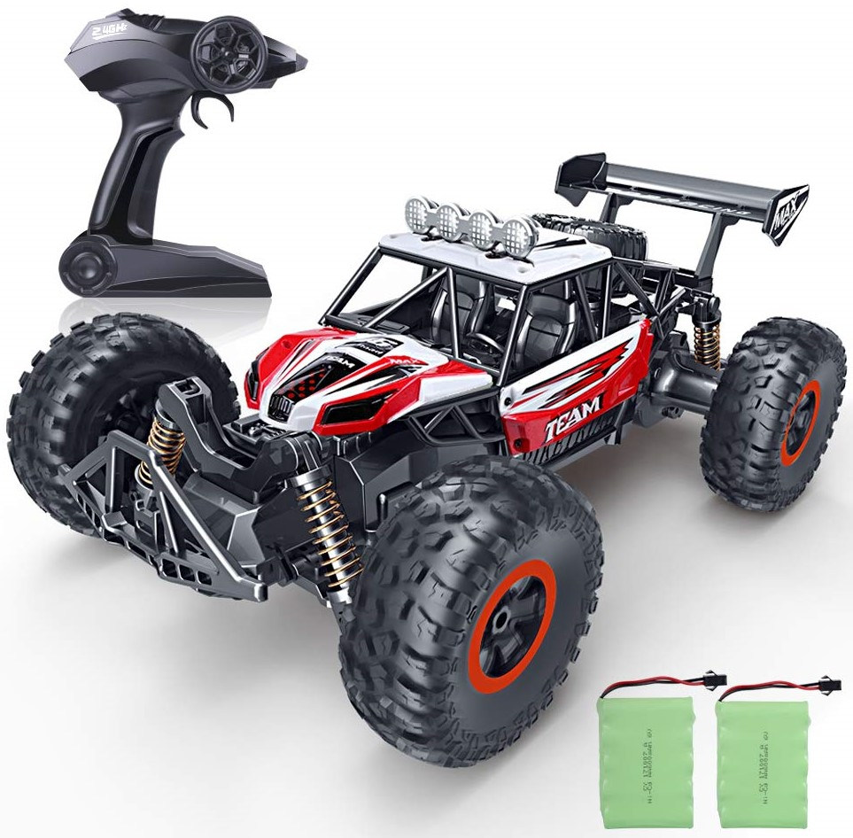 SPESXFUN 116 Scale High-Speed 2.4Ghz Off-Road RC Trucks