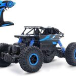 SZJJX RC Cars Off-Road Remote Control Car Trucks Vehicle 2.4Ghz 4WD Powerful 1: 18 Racing Climbing Cars