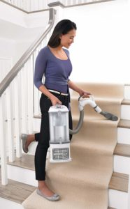 Shark Navigator Lift-Away Professional HEPA filter vacuum