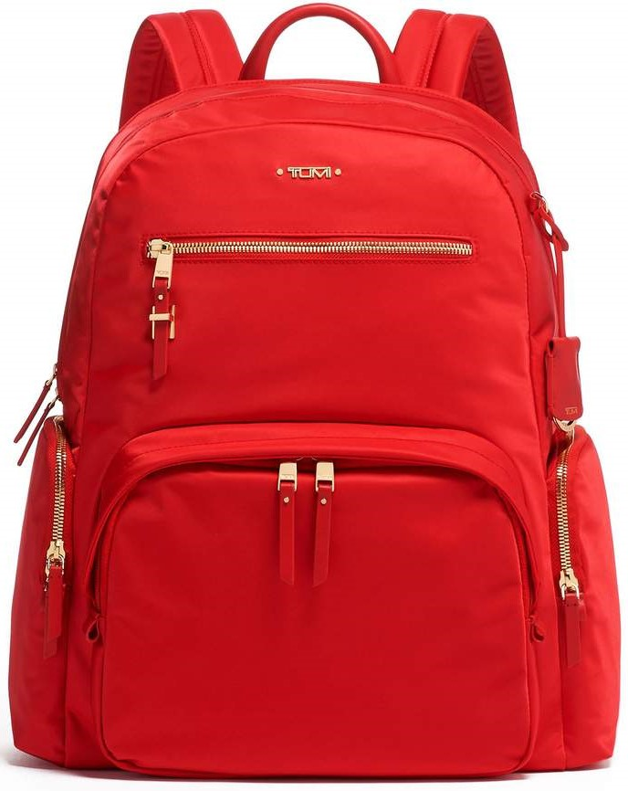 TUMI Voyageur Carson Laptop Backpack Bag for Women