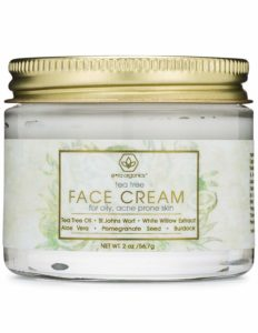 Tea Tree Oil Face Cream by Era Organics