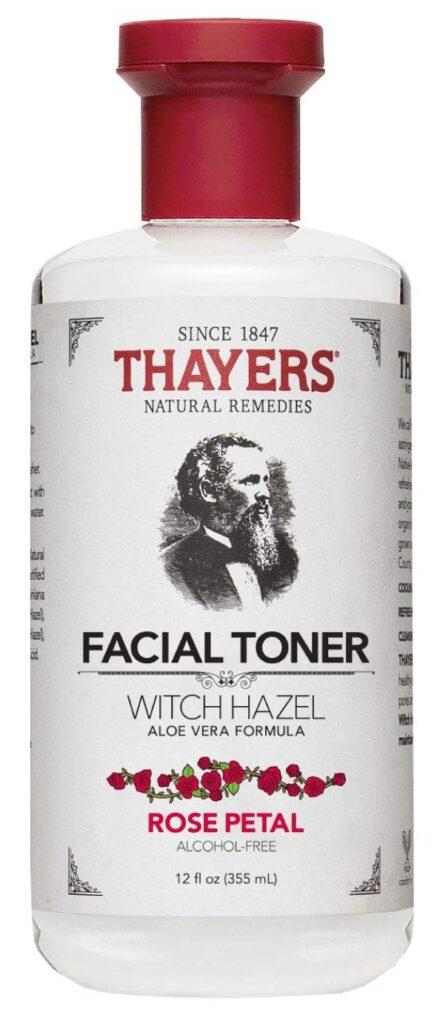 Thayers Alcohol-Free Rose Petal Witch Hazel Facial Toner
