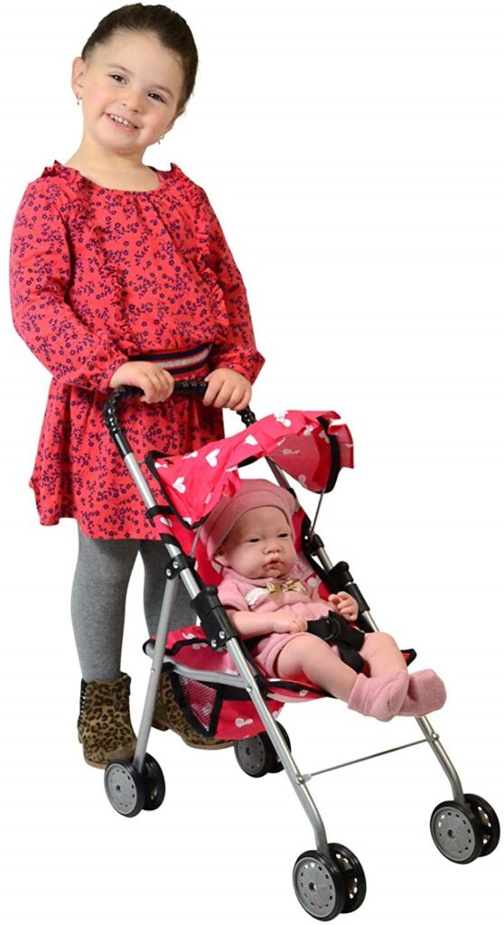 The 10 Best Baby Doll Stroller for Kids that Looks Real