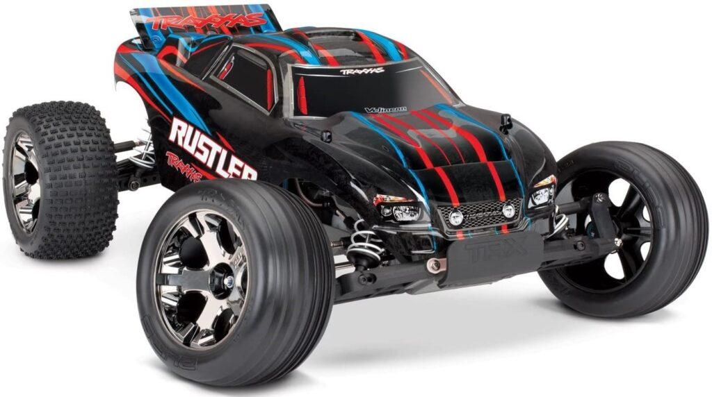 Traxxas Rustler VXL 2WD Brushless Stadium Truck