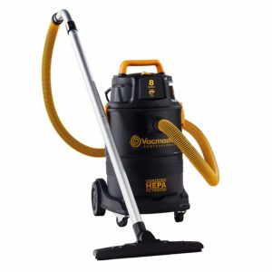 Vacmaster VK811PH 8 Gallon HEPA vacuum