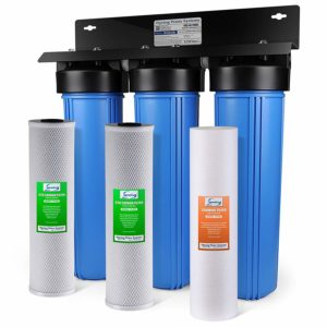 iSpring Stage Whole House Water Filtration System